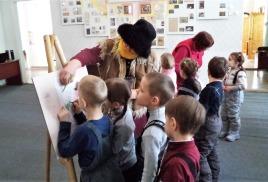 культурно – познавательная программа «Мир искусств»: «Натюрморт»