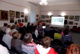 Музейная историческая гостиная: «Город, ставший судьбой» /презентация выставки к юбилейным датам г. Петровска и Петровского района.